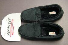 NEW AEROSOLES  Comfortable Slippers SHOES WOMEN'S SIZE BLACK M 6.5-7.5 A