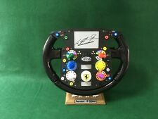 Michael Schumacker FULL SIZE replica F 2004 Ferrari steering wheel 2004_F1