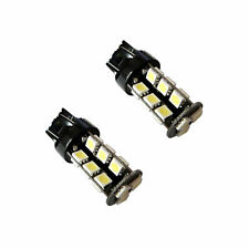 2x LED T20 3157 Canbus White 27x 5050 SMD To Fit Brake Light Toyota Corolla E12