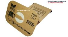 Replacement Electrolux Canister Vacuum Style C bags 4 Ply Filtration MADE IN USA