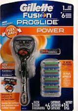 Gillette Fusion Proglide Power - Razor + 6 Cartridges