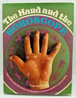 The Hand & The Horoscope: Palmistry & Astrology Combined Fred Getting 1973 HC/DJ