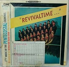 Revivaltime music of the Pentecostal churches                  LP Record