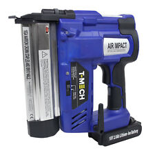 2 in 1 Nail & Staple Gun Cordless Electric Heavy Duty Stapler Nailer Tacker 18V