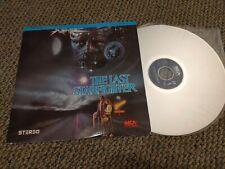 The Last Starfighter Laserdisc Sci-Fi Lance Guest
