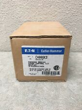 CUTLER HAMMER C400GK3 COVER CONTROL KIT (K)