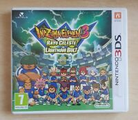 3DS game - Inazuma Eleven 3 - Lightning Bolt for Nintendo 3 ds 2ds