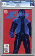 ASTONISHING X-MEN #19 VARIANT EDITION WHITE PAGES CGC 9.8 NM/MT UNSCRATCHED