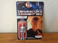 Terminator 2 T-1000 Metal Form Exclusive Action Figure Free Shipping Mint /Nm