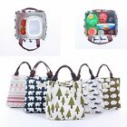 Lunch Bag For Women Kids Men Insulated Canvas Box Tote Thermal Cooler Food