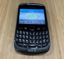 BlackBerry Curve 9330 Smartphone RCL22CW | Black | Sprint