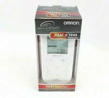 NEW! Omron Heat Pain Pro - PM311 Electro Therapy Pain Relief Heat Tens 4 Pads