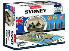 *NEW* 4D Cityscape Puzzle SYDNEY - Sydney's Skyline over 125 years 1000+ pcs