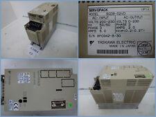 YASKAWA ELECTRIC SGDB-02VD Servo Pack Out: Volts 0-230 / Phase 3/2,0A