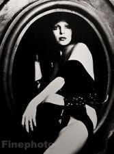 1974 IRINA IONESCO Vintage FEMALE NUDE Large 16x12 Art Deco Photo Gravure France