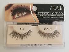 (LOT OF 72) Ardell Natural 136 False Lashes Authentic Ardell Eyelashes Glamour