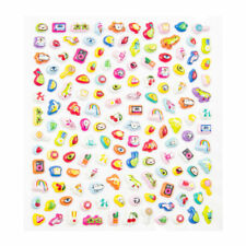 Modern Pop Mini Puffy Stickers By Recollections™ 536180 NEW