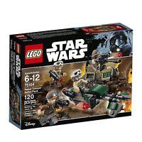 Lego Star Wars 75164 Rebel Trooper Battle Pack Speederbike Minifigs NISB