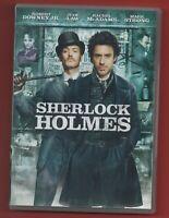 DVD - Sherlock Holmes Con Robert Downey Jr E Jude Law