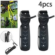Steel Bike Bicycle Rack Stand Storage Wall Mounted Hook Hanger Holder Heavy Duty