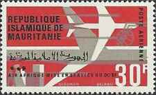 Timbre Aviation Mauritanie PA62 ** (30354)
