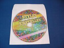 """CD Buch: """"Styles selber erstellen...mal anders"""" - 60 Seiten im PDF-Format !!!"""