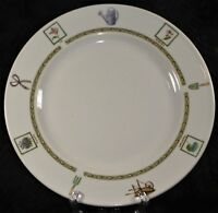 "Royal Norfolk Greenbrier RNF11 - 10.75"" Dinner Plate - Gardening Tools & Flowers"