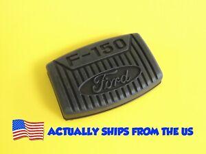 1975 1996 Ford F 150 Clutch  Pedal Pad Custom Molded Script