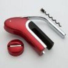 Metrokane 2205 Vertical Houdini Corkscrew, Red Color