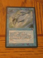 1x Mystic Remora, LP-MP, Ice Age, Pauper EDH Commander Card Draw Enchantment