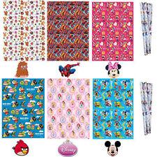 Emballages et paquets cadeaux multicolores Disney