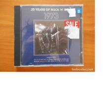 CD 1973 - 25 YEARS OF ROCK 'N' ROLL (FP)