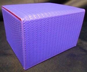 DEX Protection Pro Line Deckbox Large Purple