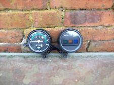 honda cd125 benly cd honda speedo clock speedometer console gauge barn find