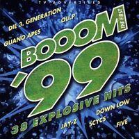 Booom '99/1 Mecano, Oli. P, Wolfsheim, Toché, Witt, Scycs, Guano Apes, .. [2 CD]