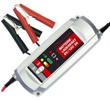 Dino KRAFTPAKET Batterieladegerät 6/12V 3A Erhaltungsladerät Auto Motorrad