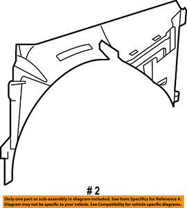 CHRYSLER OEM-Radiator Assembly Lower Mount 4401950