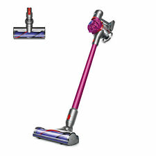 Dyson V7 MOTORHEAD Cordless Vacuum. Fushia.