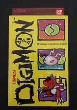 SEALED Digimon Digivice Tamagotchi 1997 Virtual Pet NEW NRFB BANDAI RED