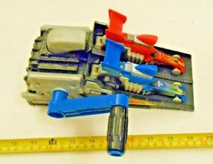 Hot Wheels  Speed Booster  Launcher - With 2 race cars
