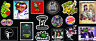 16 Weed Marijuana Dab Shatter Cannabis Chronic 420 Dabs Fun Vinyl Stickers B