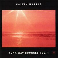 Calvin Harris - Funk Wav Bounces Vol. 1 [New & Sealed] CD