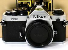 ** NEW IN BOX, NEVER USED ** Nikon FM2N 35mm Body NIB W/ Titanium Shutter