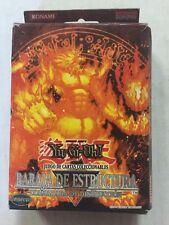 SPANISH Yugioh Blaze Of Destruction Theme Deck For Card Game CCG TCG