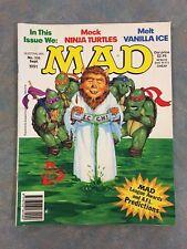 Australian Mad Magazine No. 306 Special Teenage Mutant Turtle Issue TMNT Vintage