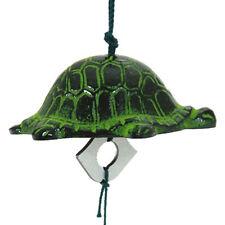Japanese FURIN Wind-Chime KAME Turtle Nanbu Cast Iron Iwachu /Made Japan/ SMALL