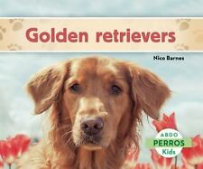 Golden Retrievers (Perros / Dogs) (Spanish Edition)-ExLibrary