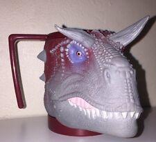 DISNEY Dinosaurs 3D Rubber Hard Plastic Mug