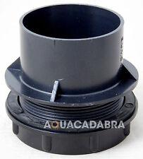"""2"""" filettato Solvente Saldatura Serbatoio Connettore stagno con guarnizione in gomma lavatrice"""