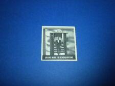 GET SMART card #9 Topps 1966 Printed in U.S.A. DON ADAMS BARBARA FELDON TV